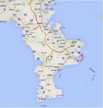 久里浜▶浦賀