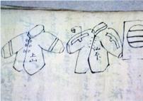 上山藩軍服-小
