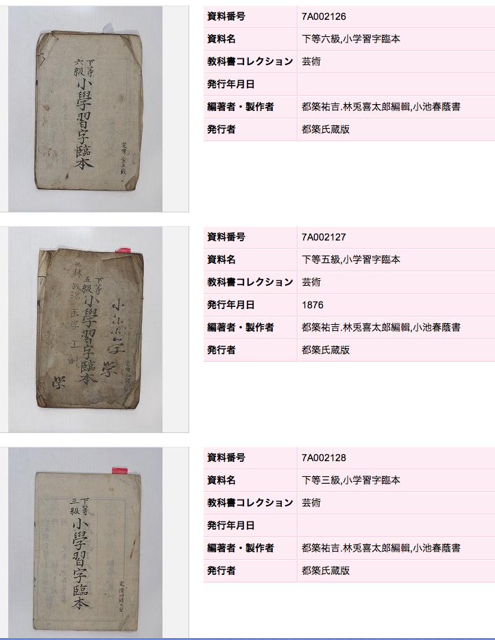 小池春蔭資料-県立図書館